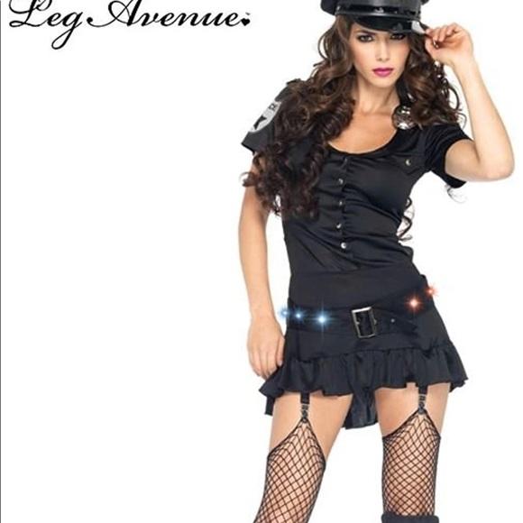 Leg Avenue Sergeant Sexy !